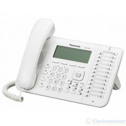 Panasonic KX-DT546 White 24 Key Executive Digital Phone