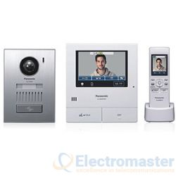 Panasonic VL-SWD501UEX Wireless Video Intercom System Flush Mount