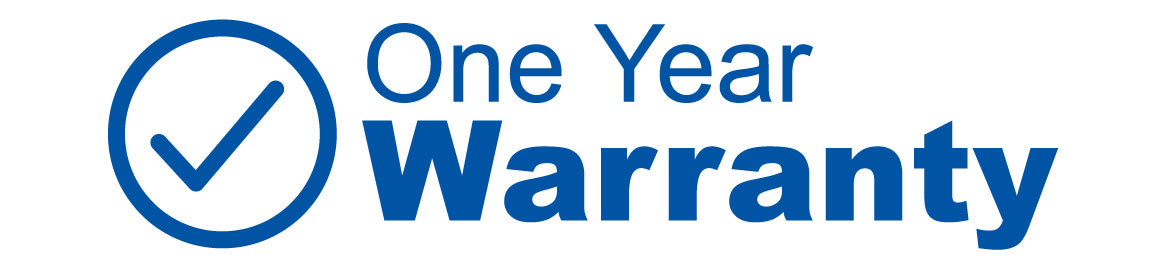 One- Year Warranty