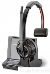Plantronics Savi W8210 Wireless USB Headset for Microsoft Teams 207322-02