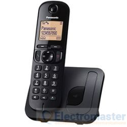 Panasonic KX-TGC210EB Single Dect Cordless Phone With Call Blocking